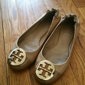 Tory Burch revamped flats